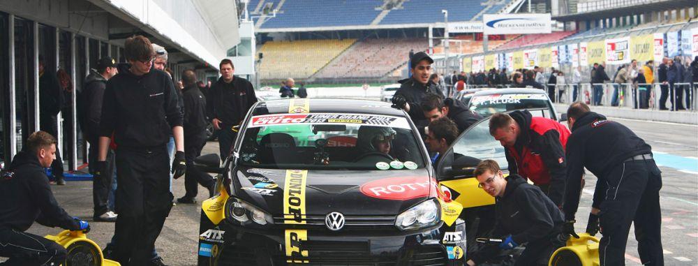 Volkswagen Golf 6 R: RM 500 TFSI @ Tuner-GP 2013, Platz Nummer 1 in seiner Klasse, zweitbeste Zeit überhaupt an diesem Renn-Wochenende